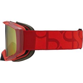 IXS Trigger Mirror Gafas, rojo